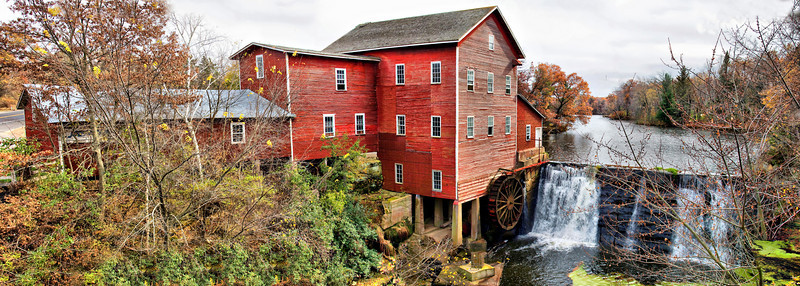 Dell's Mill HDR