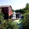 The Dells Mill was built in 1864 as a grist mill. It's located in Augusta,Wisconsin.