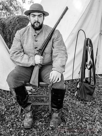 Denver Downs Civil War Reenactment 2014