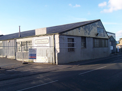 Barratts Old Yard,Wroughton,Swindon 2005.
