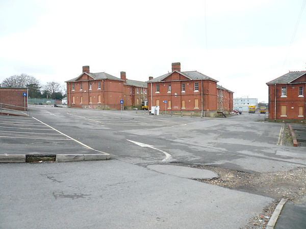 Other former hospital buildings