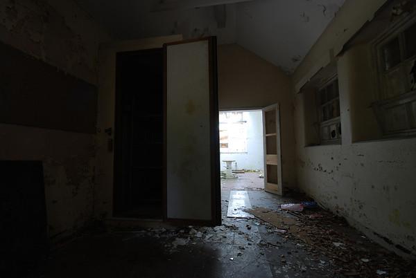 Inside the Mortuary