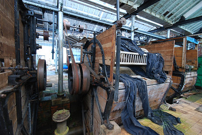 Fox Brothers Mill & Dyeworks 2011.