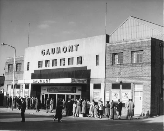 The Gaumont 1950`s