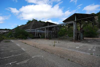 Micheldever Fuel Depot 2011.