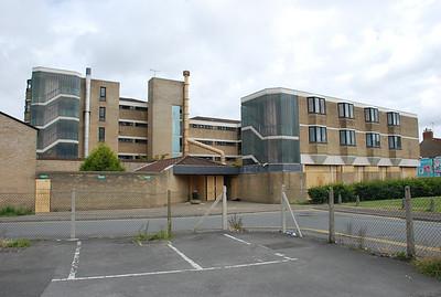 Salvation Army Hostel,Swindon 2007.