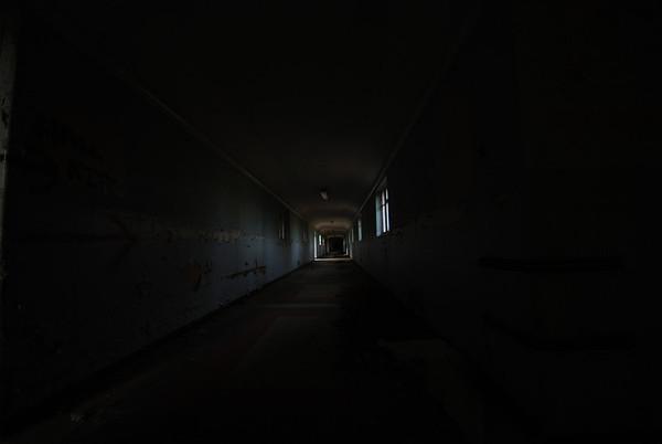 Dingey Dene corridor