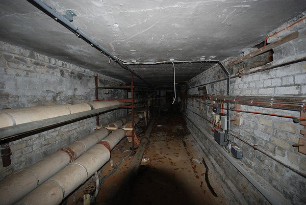 Another service tunnel
