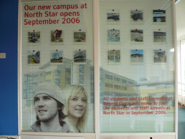 North Star College campus opens in September 2006