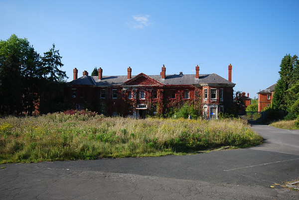 This building will be saved when the site is redeveloped in 2012