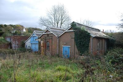 Wroughton Waterworks 2007.
