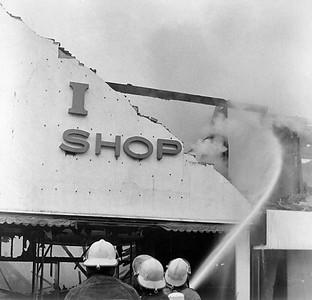 Diana and Lovely Shop Fire