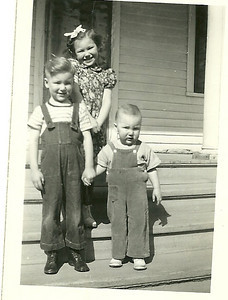 Agnes, Dave, and Allen