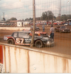 Dirt Track Racing from the past