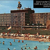 Dorchester Club - Dolton, IL - c. 1970<br /> Postcard.  The Dorchester was quite a complex, including a hotel, bar, and music hall, which attracted well known acts.  It later became a senior citizens' center.