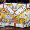 DOLTON, IL MONOPOLY GAME - CIRCA 1980's <br /> Given out by merchants to shoppers