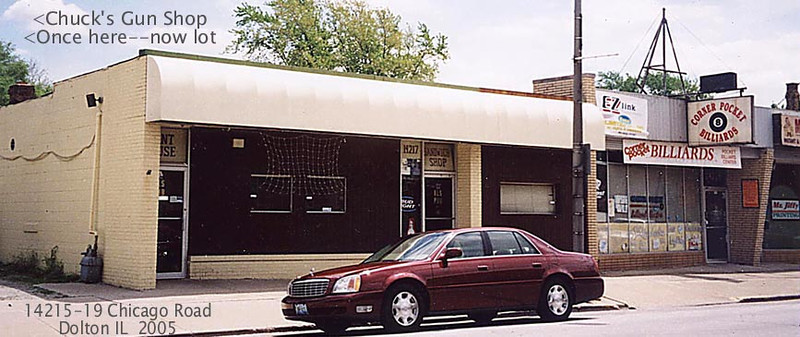 14215-19 CHICAGO ROAD - DOLTON, IL - 2005 - EAST SIDE