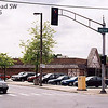 142nd & CHICAGO ROAD, DOLTON, IL - 2005.  The original Horney 5&10 was directly on the corner, the newer one built after the 1977 fire is in the middle of the picture, part of a small mall in 2013.