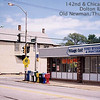 "142nd & CHICAGO ROAD (SE CORNER) 2005<br /> In 2013 the ""Village Cafe"" where the Dolton-Riverdale Oldtimers groups meets for monthly casual breakfast on 1st Tuesday at 9 AM--all are free to join."