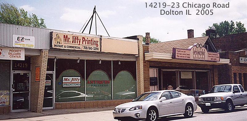 14219-23 CHICAGO ROAD - DOLTON, IL - 2005 - EAST SIDE