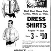 HERZOG'S STORE FOR MEN - 1960 AD<br /> Herzog's had three locations over time on Chicago Road