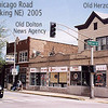 142nd & CHICAGO ROAD - NE corner - 2005