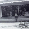 THE RANCH SNACK BAR - DOLTON, IL - 1950 - 2<br /> A classic photo with Russ holding a popsicle. Keep the mansion in heaven, Lord--gimme The Ranch!