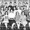 ROOSEVELT ELEMENTARY - DOLTON, IL 1952 - 4th GRADE<br /> (via Rich Ahern, Dave Bell)