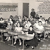 ROOSEVELT ELEMENTARY - DOLTON, IL - 1959-60 - 4C<br /> Miss Nelson.