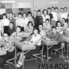 ROOSEVELT ELEMENTARY - DOLTON, IL - 1954 - GRADE 6<br /> (via Rich Ahern, Dave Bell)