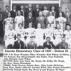 LINCOLN ELEMENTARY - DOLTON, IL - CLASS OF 1937