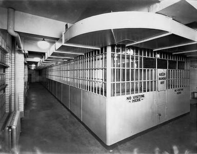 1940-1949, Los Angeles County Jail Block