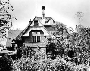 1900, Wills Residence on Bunker Hill