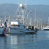 Gloria Marie  Lora Lee II  Built 1964 Marine View Tacoma  Harold Johnston  Stan Davis   Hepp   Pic Taken Santa Barbara
