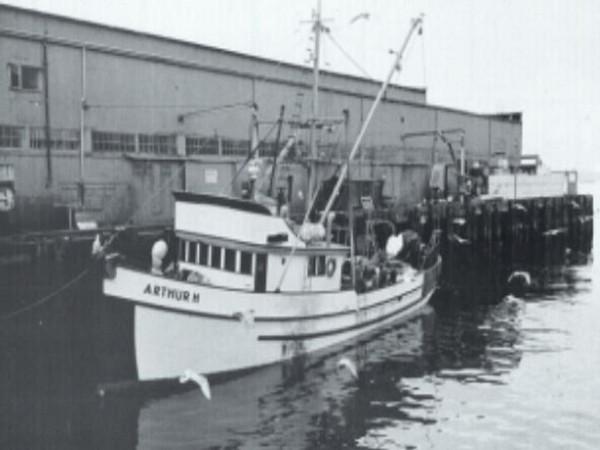 Arthur H,Built 1930 Seattle,Egill Hansen,Olaf Angell,