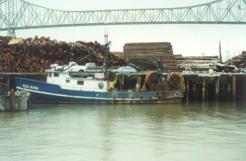 SEA_KING,Built 1974 Apalachicola Al,Phil_Shoop_Astoria