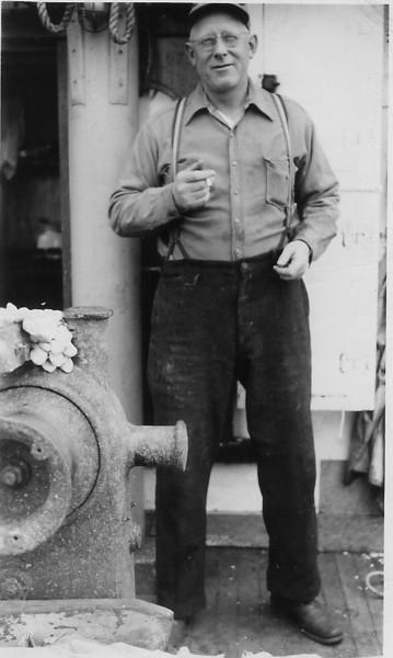 Owner Operator 1945 Tralee,Bill,Wm White,