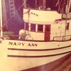 Mary Ann  Realton  Built 1919 Bellingham  Vessel Burned and Lost 1955  12 miles Off Cape Elizabeth Wash