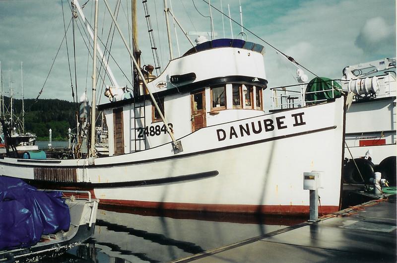 Danube_II_Westport_Cannon_Ball