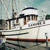 Danube II Built 1945 Seattle  J E Hulse  Verne Gramling Jim Allenbaugh Cannon Ball  Pictured Westport