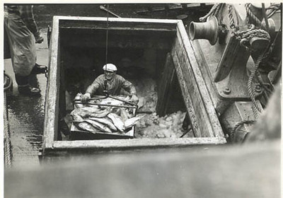 1944 Astoria Jimmy Boy Rockfish Bulit 1941 Tacoma James Depolo;