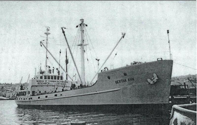 Bertha Ann,Norman Peterson,