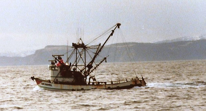 Cape Fairwell,Built 1967 Rockport Texas,Melvin John Wick,Burt Parker,Kodiak Island Alaska,