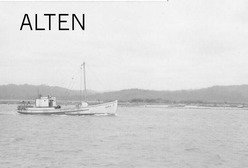 Alten,Built 1913 Seattle,Donald Croker,Samuel Scott,Eureka