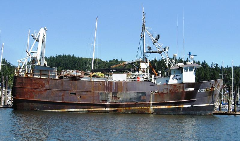 Ocean Cape,Built 1977 Bender,Dave Olney,