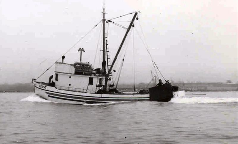 Quest,Built 1939 Tacoma,Albin Anderson,1951 Eureka,Bill Bradshaw,
