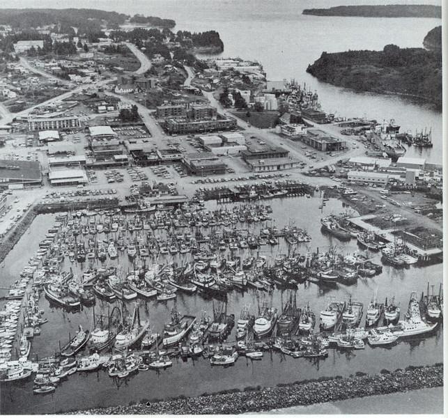 Kodiak,Alaska,Boat Basin,