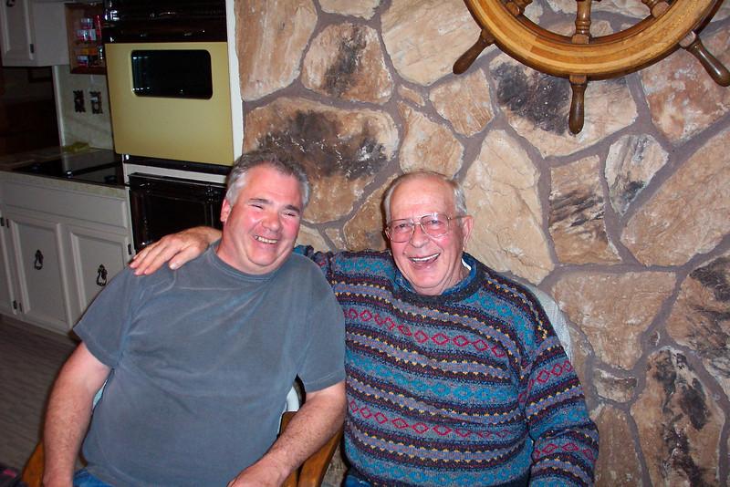 Bill Bradshaw,Henry Tervo,Cresent City,
