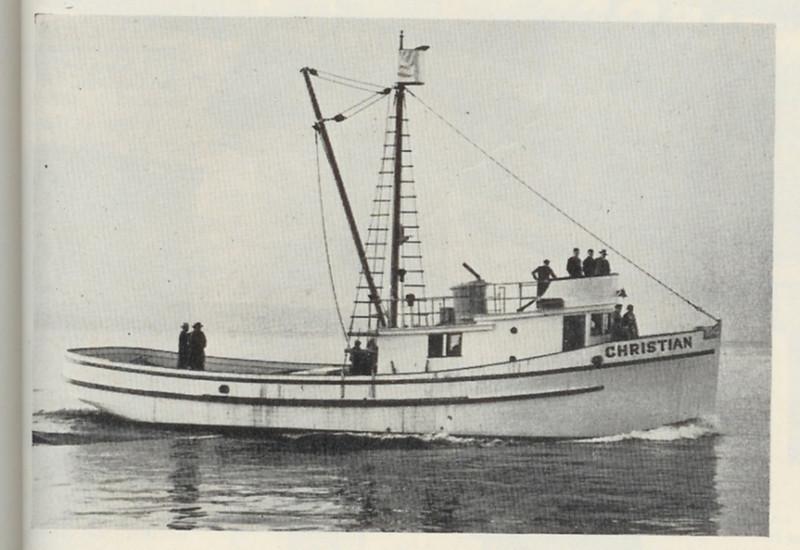 Christian_Hall_Bros_Built_1944_Kirkland_Marine_Cont,S. Laland Daniels,Norval Nelson, Sr,