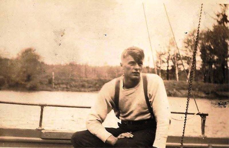 Arne Grotting  Spring  1939  Troller  Later Dragger  Signe S  Clara G